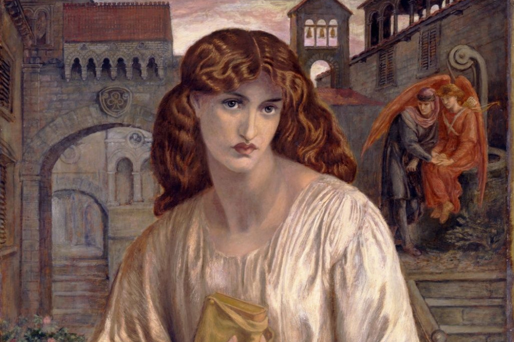 the role of desire beauty in dante Beatrice was the main inspiration for dante alighieri's vita nuova and is commonly identified with the beatrice who appears as one of his guides in his masterpiece la divina commedia (the divine comedy.