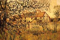 Морис Дени. Дома и деревья