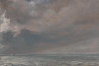 The sea near Brighton