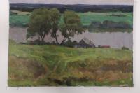 Prioksky landscape
