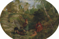 Gypsies (oval)