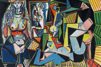 Пабло Пикассо. Алжирские женщины (версия O)