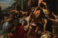 Питер Пауль Рубенс. Избиение младенцев