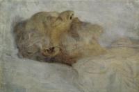 Густав Климт. Старик на смертном одре