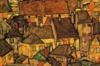 Эгон Шиле. Желтый город