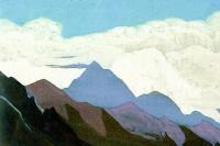 Гималаи (В облачном океане)