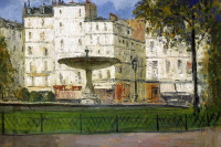 Pigalle. Paris