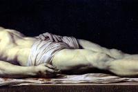 Филипп де Шампень. Мертвый Христос