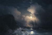 Ураган на Сунионе