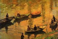 Рыбаки на Сене под Пуасси