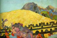 Поль Гоген. Священная гора