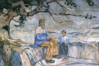 Edvard Munch. History