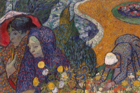 Воспоминание о саде в Эттене
