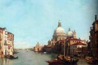 Франсуа Антуан Боссюэ. Гранд-канал в Венеции