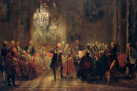 Flute Concerto of Frederick the Great in Sanssouci