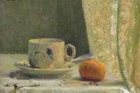 Жан Эдуар Вюйар. Чашка чая и мандарин
