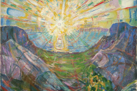 Эдвард Мунк. Солнце