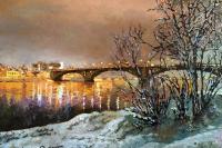 Старый Ангарский мост