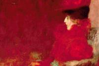 Густав Климт. Дама в кресле