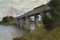 Railroad bridge, Argenteuil