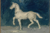 Vincent van Gogh. Horse