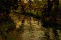 Фриц Таулов. Вода