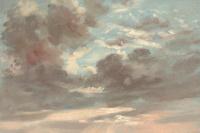 Облака. Штормовой закат