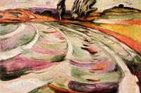 Edvard Munch. Wave