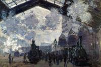 The Gare Saint-Lazare