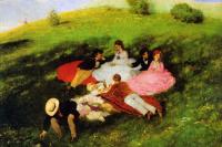 Майский пикник (Завтрак на траве)