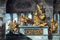The project of the Temple of immortality
