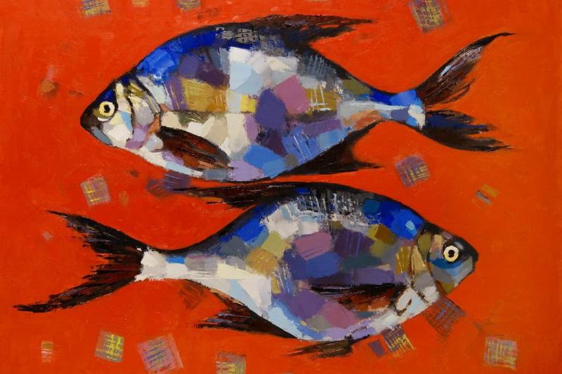 Andrey Anatolyevich Shustov. Fish