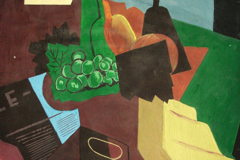 Juan Gris. The Compote