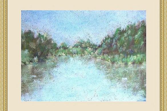 Evgeniya. On the river