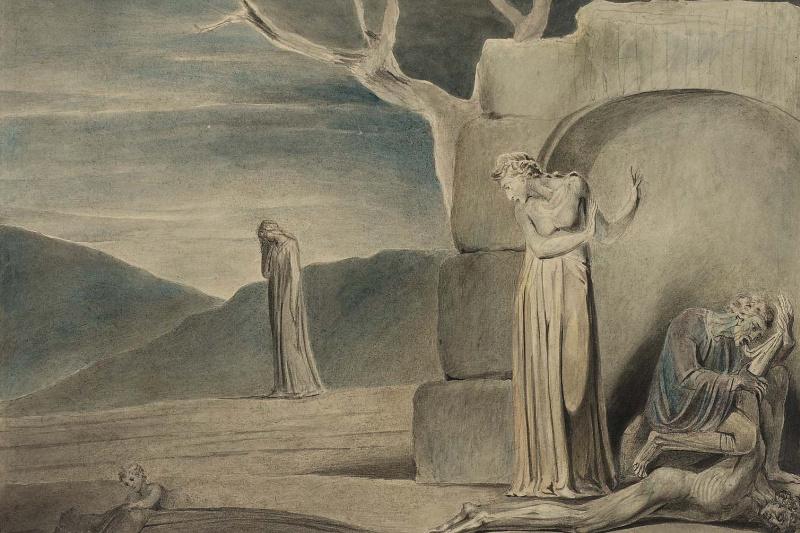 William Blake. Hunger