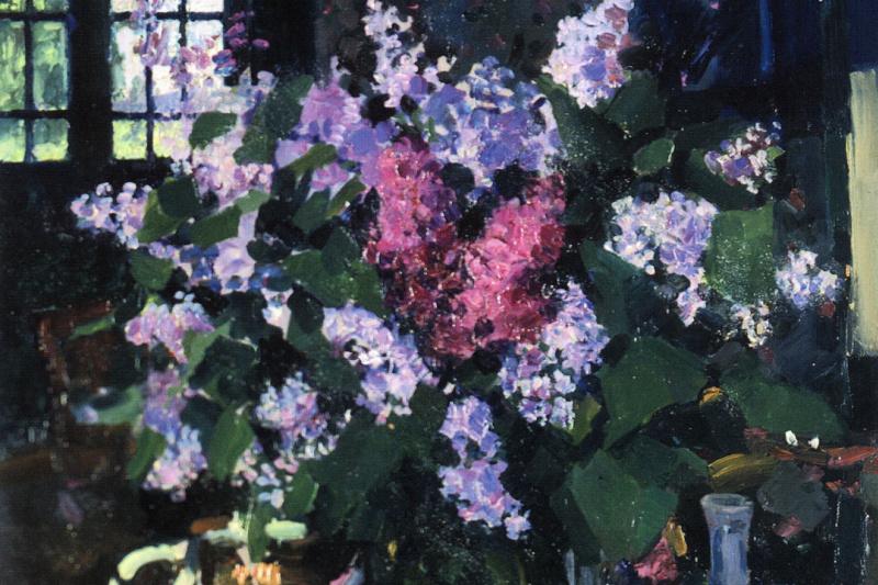 Konstantin Korovin. Lilac