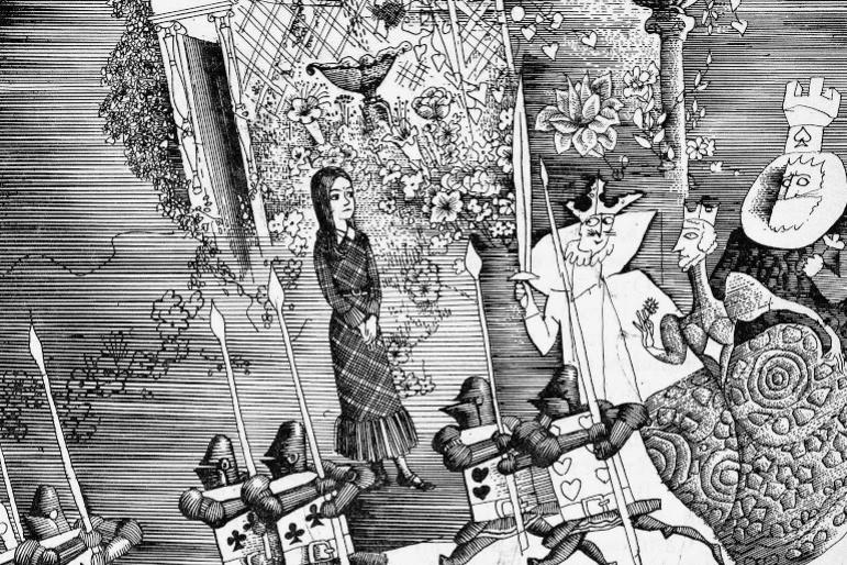 Gennady Vladimirovich Kalinovsky. Alice in Wonderland