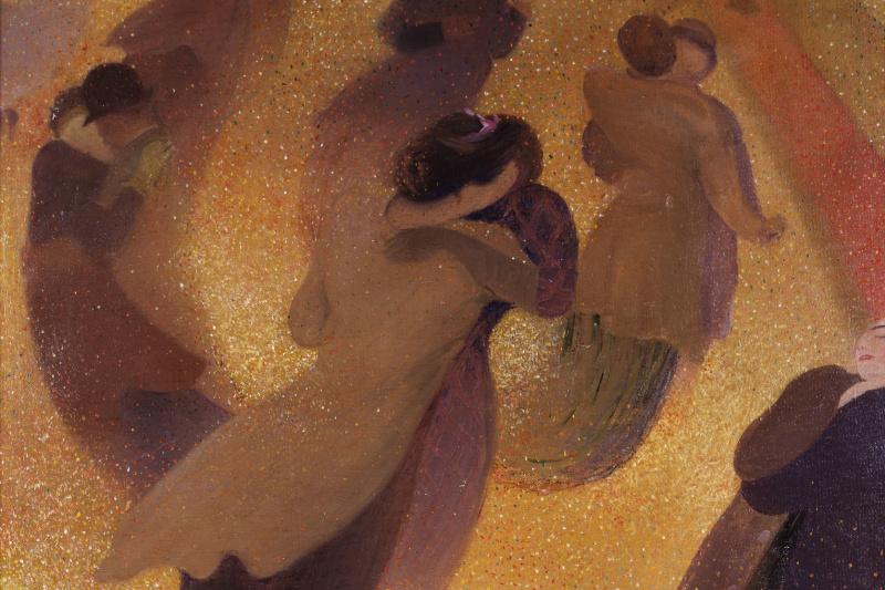 Felix Vallotton. Waltz