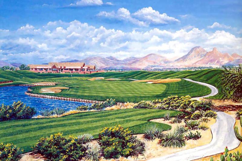 Gordon Wheeler. Scottsdale
