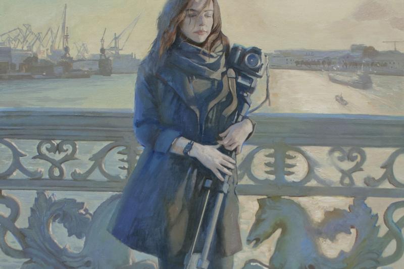 Evgenia Alexandrovna Belyakova. Liza