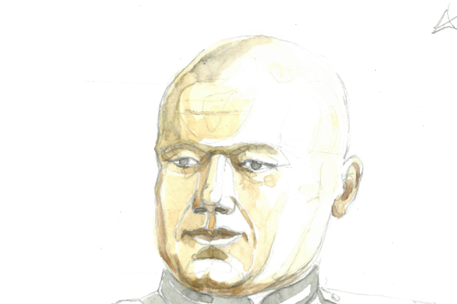 Viscount Efimof. Marshal Rybalko