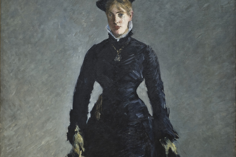 Edouard Manet. Parisienne