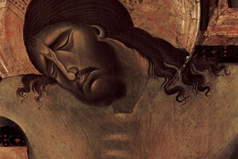 Cheney di Pepo Cimabue. The Figure Of Christ