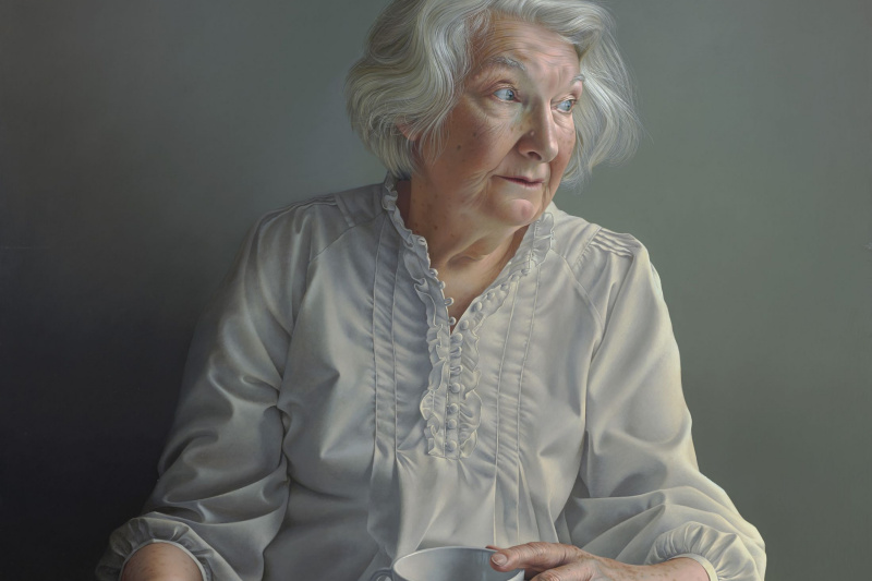 Miriam Eskofet. An Angel at my Table