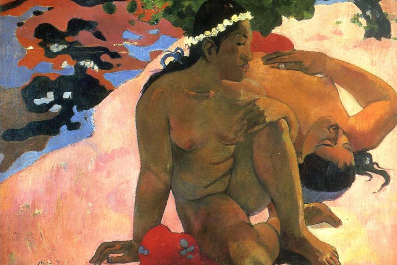 Paul Gauguin. Are you jealous?