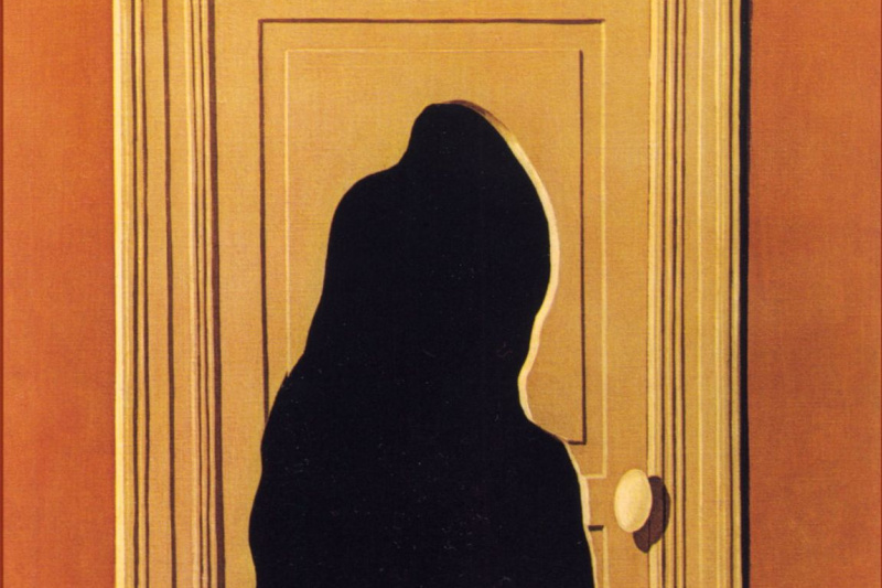René Magritte. An unexpected answer