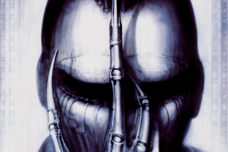 Hans Rudolph Giger. The killer of the future