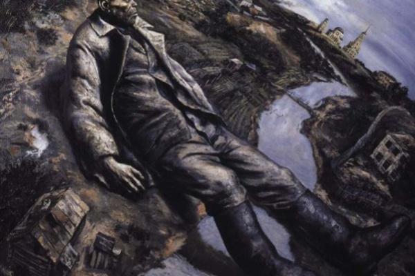 Vasily Vladimirovich Shulzhenko. Fallen