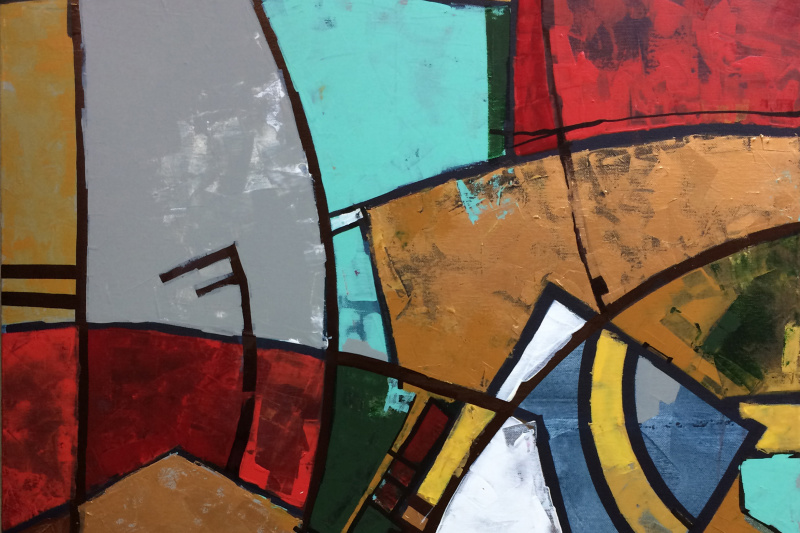 Mike Bezloska. Abstract number 181