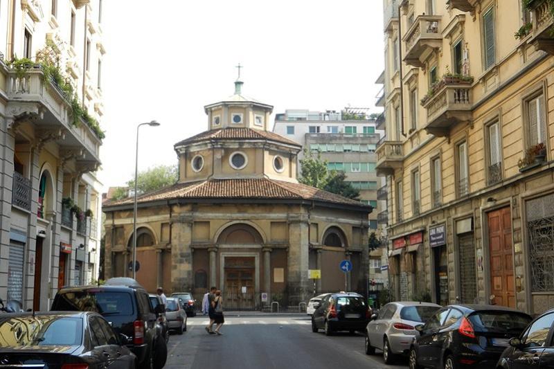 Pellegrino Tibaldi. San Carlo al Lazzareto